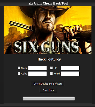 Six Guns Hack Cheat Tool