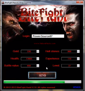 Bitefight Hack