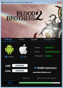 Blood Brothers 2 Hack Tool