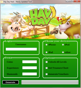 Hay Day Hack Tools Diamonds