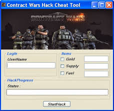 CONTRACT WARS HACK TOOL