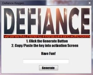 DEFIANCE HACK TOOL