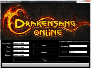 Drakensang Online Hack Tool