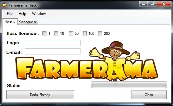 Farmerama Hack