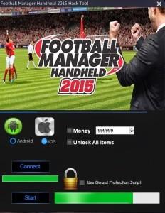 Football Manager Handheld Hack
