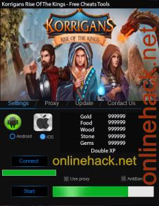 Korrigans Hack Tool