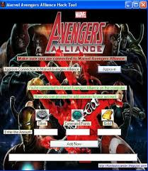 MARVEL AVENGERS ALLIANCE HACK TOOL
