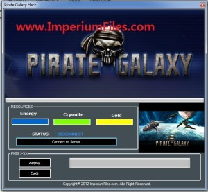 Pirate Galaxy Hack Tool