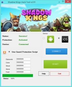Shadow Kings Hack Tool