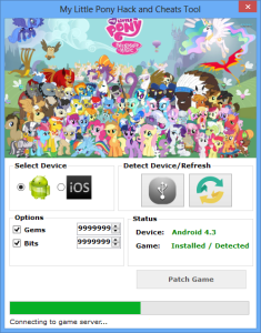 My Little Pony Hack Tool