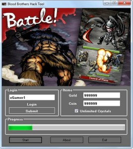 Blood Brother 2 Hack Tool