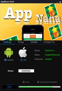App Nana Hack Tool