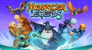 Monster Legends Hack New