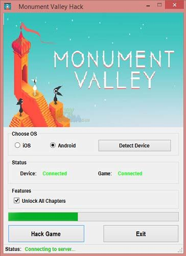 Monument Valley Android Hack