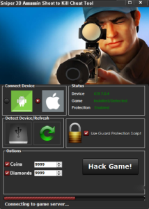 Sniper 3D Assassin Shoot to Kill hack