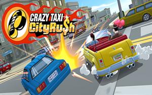 Crazy Taxi City Rush Hack Online