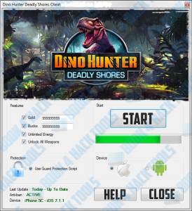 Dino Hunter Deadly Shores hack