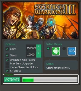 Eternity Warrior 3 Hack