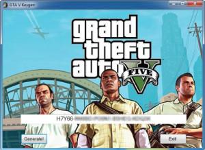 GTA 5 Key generator v4.1