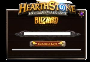 Hearthstone: Heroes of WarCraft Cd key