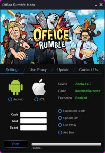 Office Rumble Hack v4.1