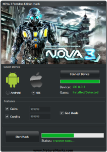 Nova 3 Freedom Edition Hack