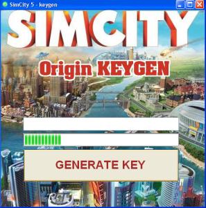 SimCity 5 cd key generator