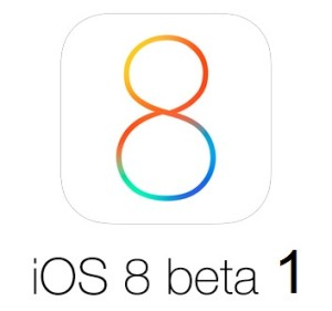 iOS Beta 1