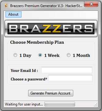 Brazzers password 2020