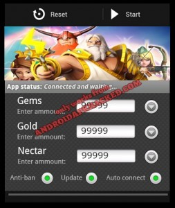 Hero Sky Epic Guild Wars android hack