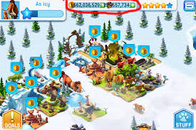 Ice Age Village Hack