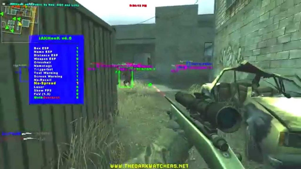 Modern WarHack