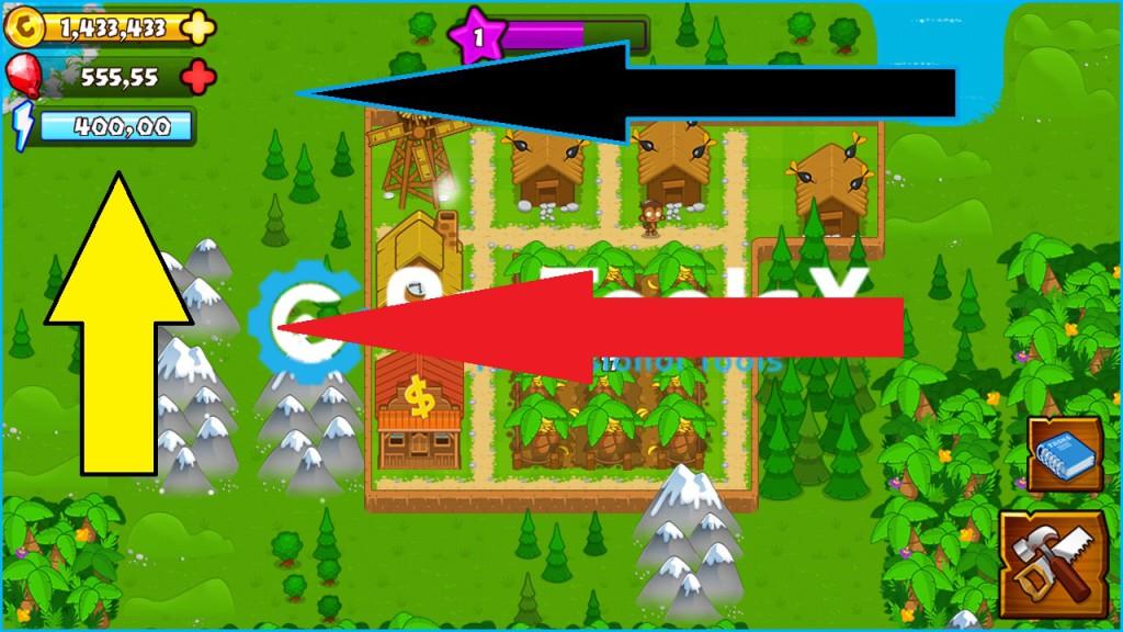 Bloons Monkey City Hack Pc
