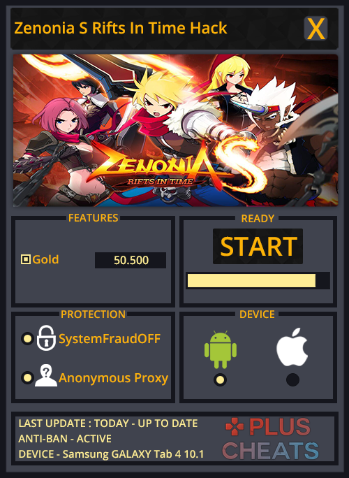 zenonia s rifts in time hack