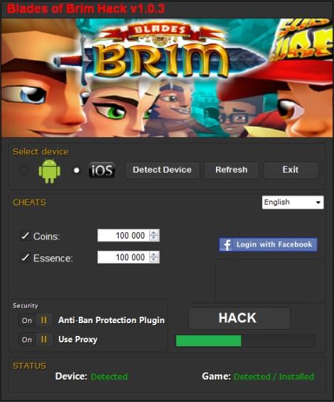 Blades Of Brim Hack Tool