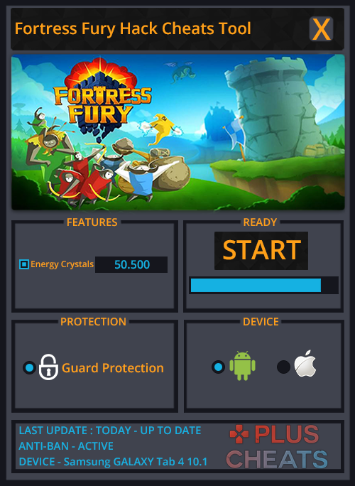 Fortress Fury Hack Tool