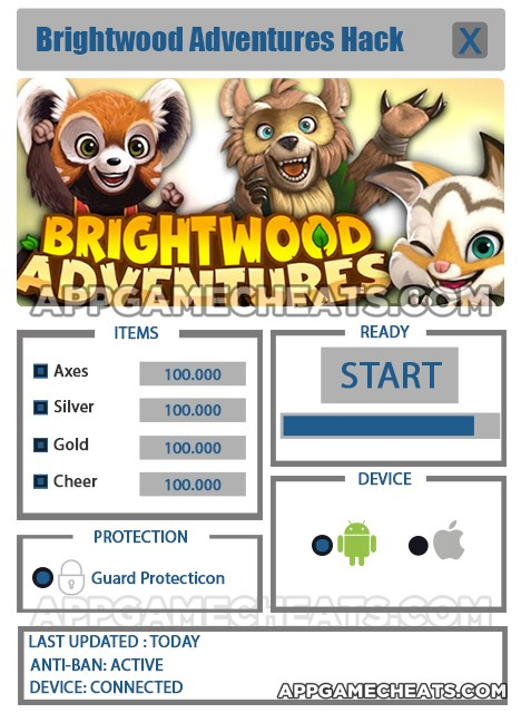 brightwood-adventures-cheats-hack-axes-silver-gold-cheer
