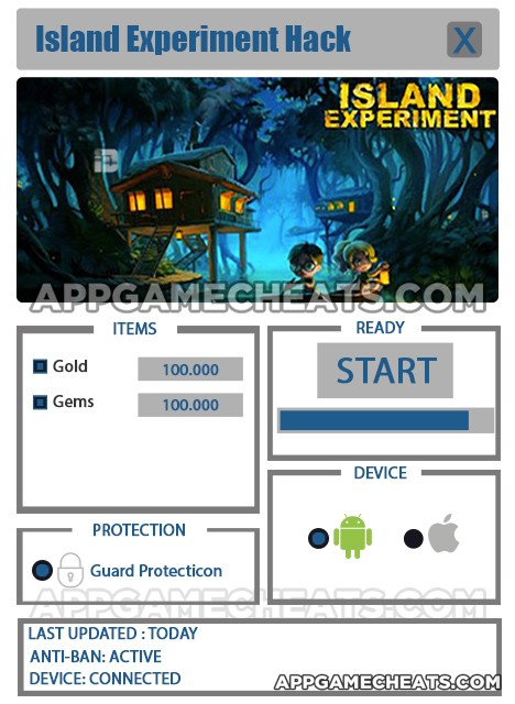 island-experiment-cheats-hack-gold-gems