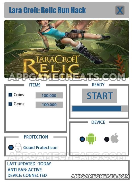 lara-croft-relic-run-cheats-hack-coins-gems
