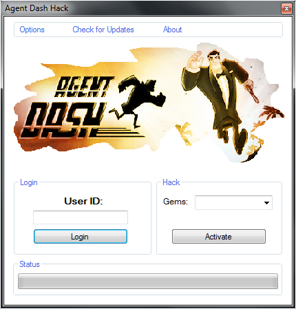 Agent Dash Hack Tool
