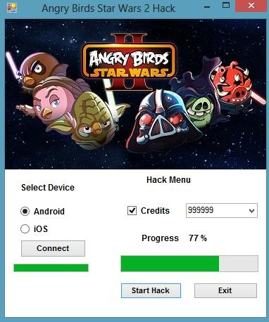 Angry Birds 2 Hack Tool