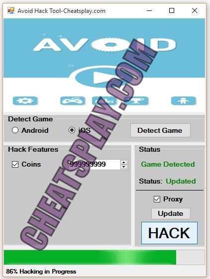 Avoid Hack Tool