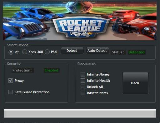 Rocket League Hack