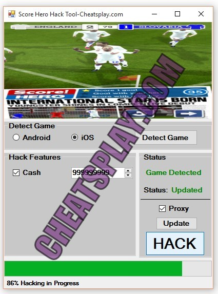 Score Hero Hack Tool