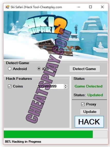 Ski Safari 2 Hack Tool