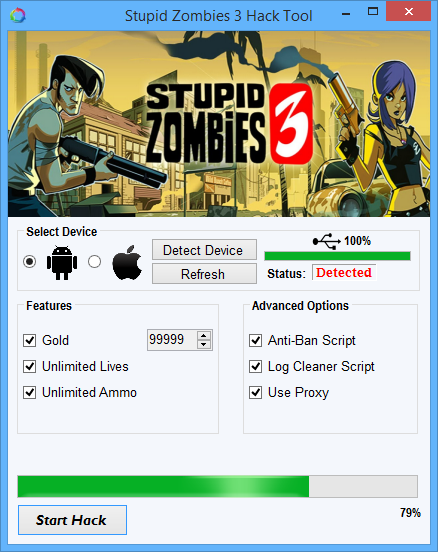 Stupid Zombies 3 Hack Tool