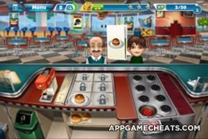 Cooking Fever Hack for Coins and Gems 2