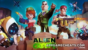 Alien Creeps TD Hack for Gems & Coins to easily get coins and gems 2