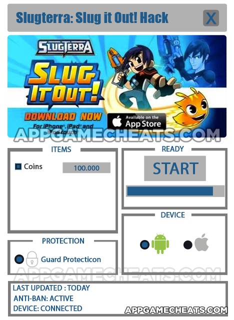 Slugterra: Slug it Out! Hack for Unlimited Coins