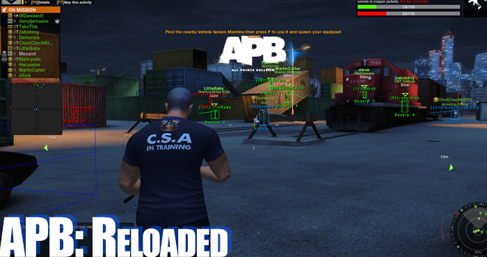 APB: Reloaded Exploits, Hacks or Aimbots